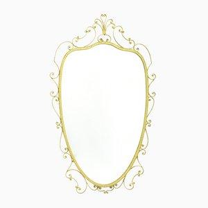 Mirror by Pier Luigi Colli, 1950s