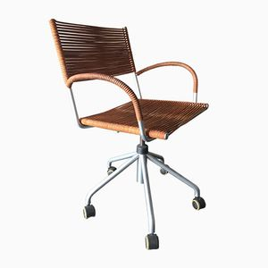 Vintage Miss B Desk Chair by Tito Agnoli for Bonacina