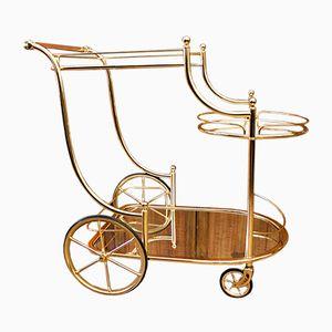Vintage Spanish Bar Cart