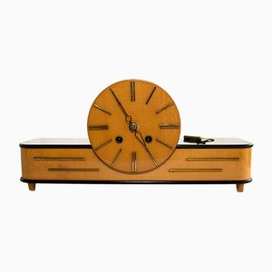 Art Deco Mantel Clock, 1930s