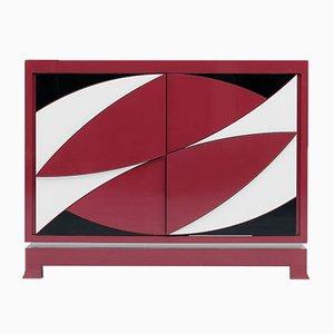 Vintage Stereo Cabinet by Emiel Veranneman for de Coene