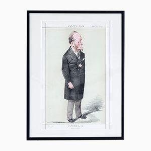 Conservative Vanity Fair Druck, 1872