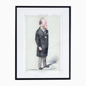 Conservative Vanity Fair Print, 1872