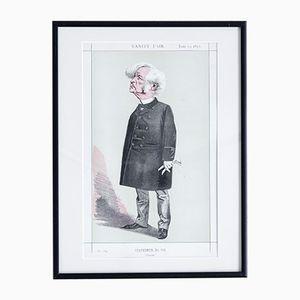Dissent Vanity Fair Druck, 1872