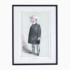 Dissent Vanity Fair Print, 1872
