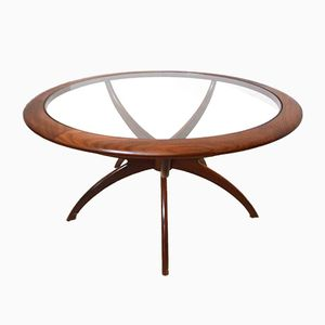 Mid-Century Astro Spider Coffee Table by Victor Wilkins for G Plan