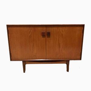 Danish Range Teak & Rosewood Cabinet by Ib Kofod Larsen for G Plan, 1960s