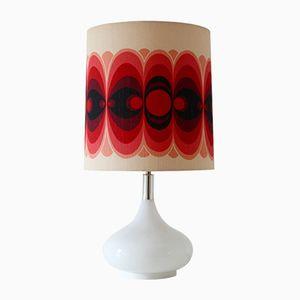 Große Vintage Space Age Tisch- oder Stehlampe von Doria