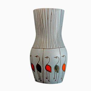 Vase aus Keramik von Jacques & Dani Ruelland, 1960er