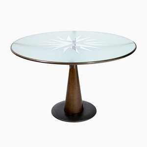 Astrolabio Dining Table by Oscar Tusquets for Aleph, 1980s