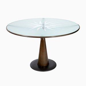 Spanischer Tisch von Oscar Tusquets für Aleph, 1980er