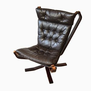 Falcon Chair von Sigurd Ressell, 1970er