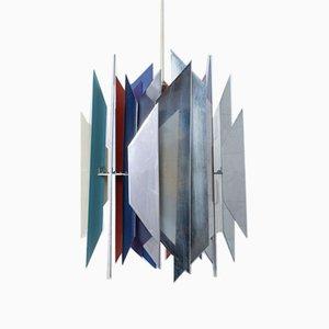 Dänische Moderne Divan-2 Hängelampe von Simon Henningsen für Lyfa