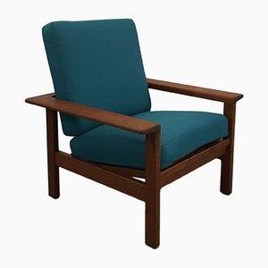 Danish Mid-Century Teak Lounge Chair