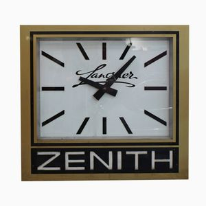 Vintage Double-Sided Clock from Zenith
