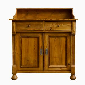 Small Softwood Dresser, 1890s