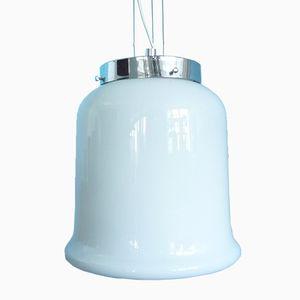 Italian Modern Muranoglas Hängeleuchte von Mazzega, 1960er