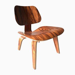 LCW Santos Palisander Stuhl von Charles & Ray Eames für Herman Miller