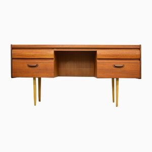 Mid-Century Teak Desk by William Lawrence