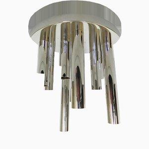 Deckenlampe von Sciolari für Boulanger, 1970er