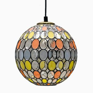 Multicolored Pendant Lamp by Limburg, 1970s