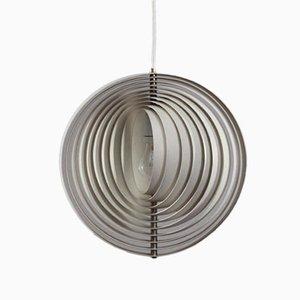 Suspension Moonlight Ceiling Lamp by Verner Panton, 1960s