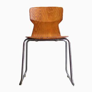 Vintage Schichtholz Stuhl von Casala