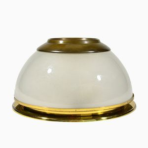 LSP3 Mezzo Pallone Ceiling Lamp by Luigi Caccia Dominioni for Azucena, 1960s