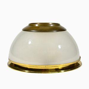 LSP3 Mezzo Pallone Deckenlampe von Luigi Caccia Dominioni für Azucena, 1960er