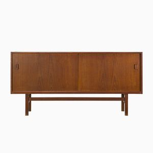 Sideboard by Nils Jonsson for Troeds, 1960s