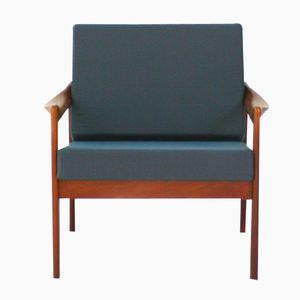 Easy Chair by Illum Wikkelsø for Niels Eilersen DK, 1960s