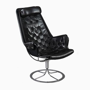 Vintage Jetson Swivel Chair by Bruno Mathsson for Dux, 1980s