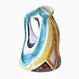 Mid-Century Organic Italian Vase