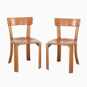 Dining Chairs by Bruno Rey for Dietiker, Set of 2