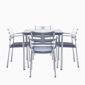 ICE™ Bistro Set by Kasper Saltos for Fritz Hansen