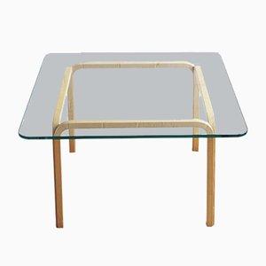 Quadratischer Couchtisch von Alvar Aalto für Artek