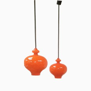 Pendants by Hans-Agne Jakobsson, 1955, Set of 2