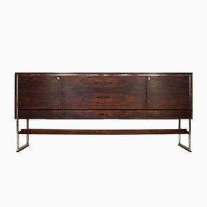 Large Mid-Century Rosewood Sideboard
