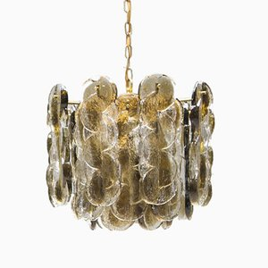 Vintage Wirbel Deckenlampe von Kalmar