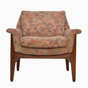 Mid-Century Rosewood Easy Chair by Bovenkamp, 1960s