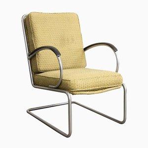 409 Sessel von W.H. Gispen für Gispen Culemborg, 1960er