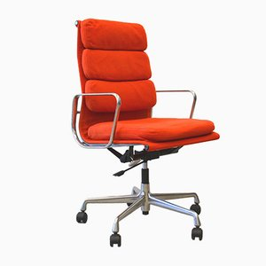EA219 Office Chair by Charles & Ray Eames for Herman Miller, 1980s
