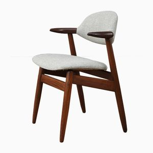 Mid-Century Dutch Occasional Chair from Tijsseling