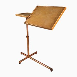 Vintage Adjustable Lectern from Caruelle