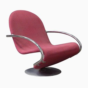 1-2-3 Easy Chair by Verner Panton for Fritz Hansen