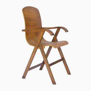 Vintage European Plywood Chair