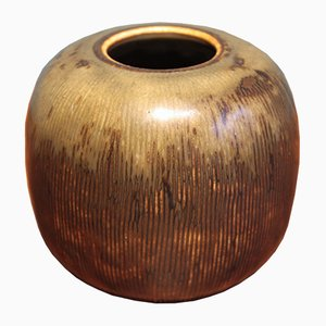 Danish Vase by Valdemar Petersen for Bing & Grondahl, 1960s