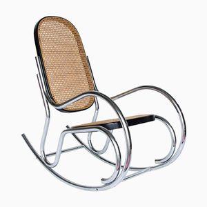 Chrome Rocking Chair, 1970s