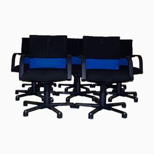 Figura Stühle von Mario Bellini für Vitra, 8er Set