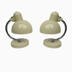 Night Stand Lamps by Christian Dell for Kaiser Idell, 1930s, Set of 2